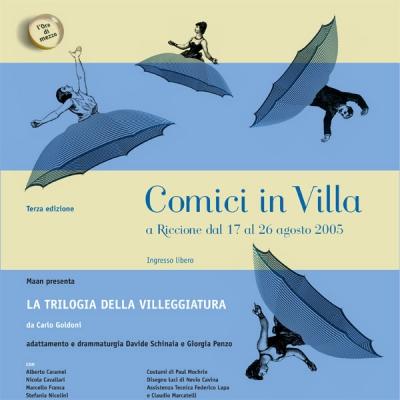 Comici in villa 2005