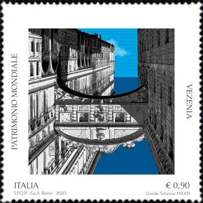 Venice 1600 - Stamp Prototype
